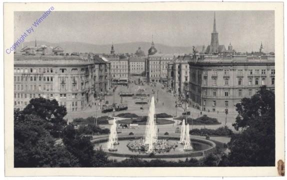 Ansichtskarten Aus Wien 1