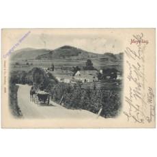 Mayerling, Ortsansicht AK131845