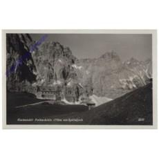 Hinterriss, Falkenhütte am Spilistjoch AK171850