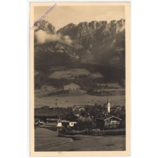 Ellmau, mit Wildem Kaiser AK190647